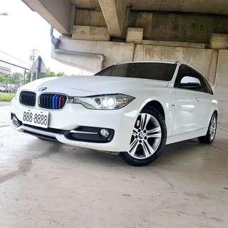 2012/13 BMW 320D Touring 2000c.c