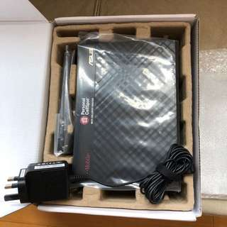 Ac68u router ASUS WiFi 全新 ac1900
