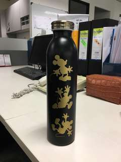 Disney x Target Limited Tumblr Water Bottle 20oz Gold