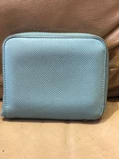 Hermes short silk in wallet