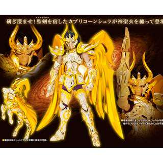 Looking for Saint Cloth Myth EX - Capricorn Shura