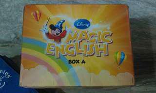 Magic English set