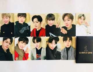 [WTB/LF] Wanna One Ha Sungwoon photocard