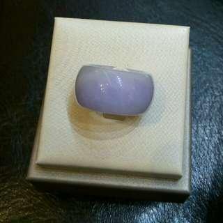 天然紫翡翠介A玉