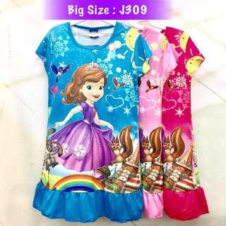 Buy 3 @ RM33 ❤Bargain Sale❤ Sofia Jersey Dress J309