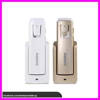 Remax Car Bluetooth Headphone