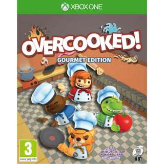 Xbox One Overcooked The Gourmet Edition