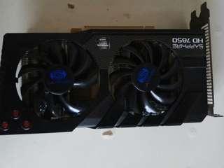Sapphire HD7850 2gb Ram