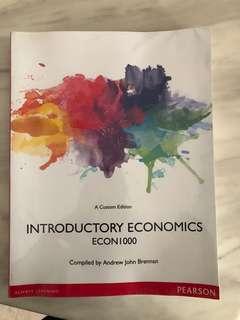 Economics textbook