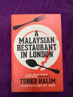 (NEW) A Malaysian Restaurant in London by Tunku Halim