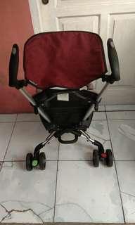 Stroller (dorongan bayi)
