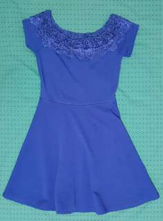 Semi-formal Dress (can be off shoulder)