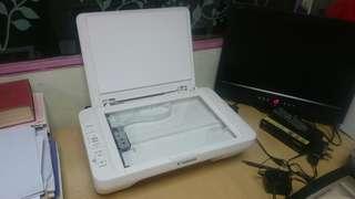 Canon 掃描及打印機