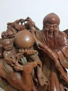 寿山石雕 Shou Shan Shi