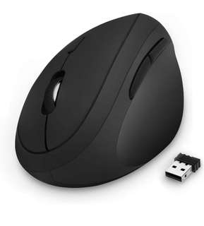 355•JellyComb wireless Optical vertical mouse