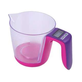 Delish Treats Digital Measuring Cup and Scale