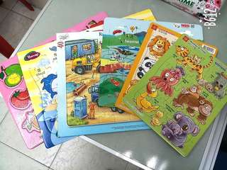 Puzzle *5for $15