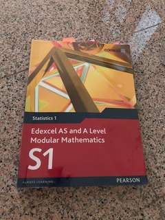 🚚 EDEXCEL AS ans A Level Modular Mathematics S1
