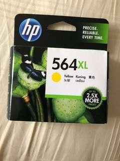 HP 打印機墨水 HP Ink Cartridge - Yellow 黃色