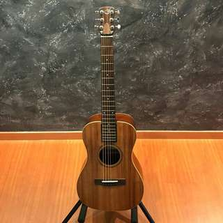 "🚚 Journey Instrument OF310 Sepele ""Foldable"" Travel Acoustic Guitar"