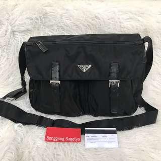 Prada Messenger Bag