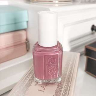 Essie Nail Polish • Shade: Eternal Optimist • almost new • mauve pink shade