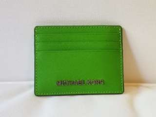 MICHAEL KORS Card Holder - Green