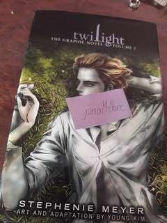 TWILIGHT the graphic novel volume 2