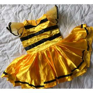 BEE COSTUME DRESS