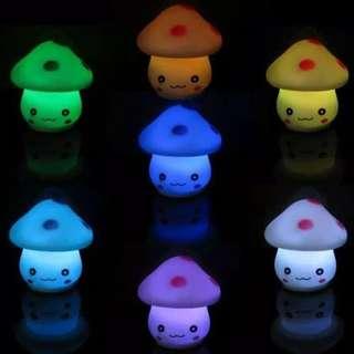 Lampu Mini - Jamur