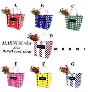 Marni market bag