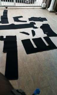 Hyundai starex Carpet