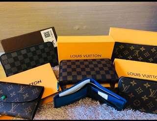Authentic LV Wallet