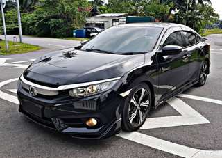 HONDA CIVIC FC 1.5 SAMBUNG BAYAR/CONTINUE LOAN MORE DETAILS Klik : wasap.my/+60183626304(AMY)