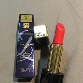 Lipstick Estee Lauder Pure Colour Envy Shade 330 Impassioned *Titip Jual*
