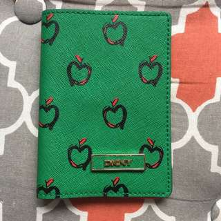 DKNY passport holder