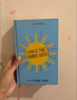 Summer Days Summer Nights - Stephanie Perkins (in English)