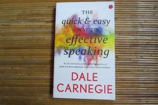 EFFECTIVE SPEAKING WAYS