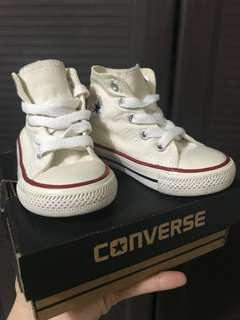 Converse Chuck Taylor in White