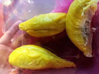 Pre order durian (home delivery)