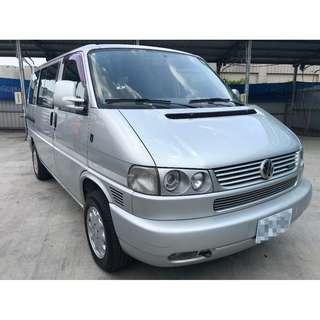 01年福斯VR6僅跑九萬公里!! 超漂亮車況!! 實用商旅車~歡迎賞車