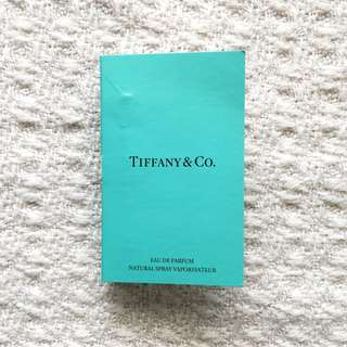 Tiffany & Co. Women's Perfume - 1.2 ml Vial
