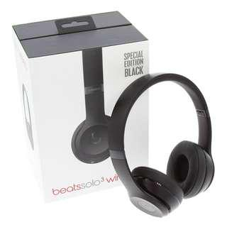 Beats Solo 3Wireless ( used )