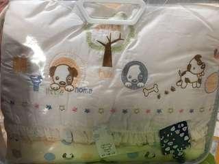 🚚 全新嬰兒枕頭棉被兩件組