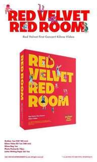 [GO] Red Velvet First Concert Red Room Kihno Video