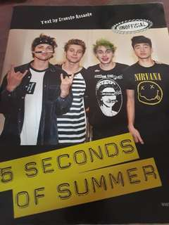 5 SECONDS OF SUMMER MAGAZINE