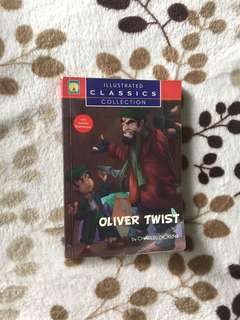 Oliver twist book classic