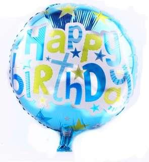 Happy Birthday Balloon A-017
