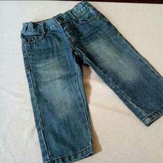 Long Jeans