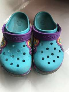 Original Girls size 13 Crocs